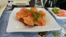 Mountain sushi