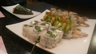 Sushi! Rainbow sushi oshawa