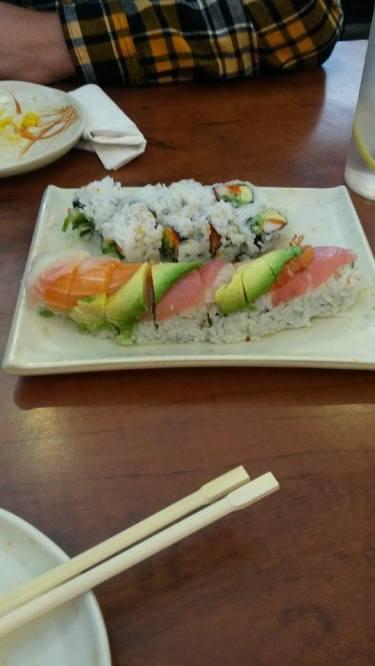 Sushi date - tokushimi