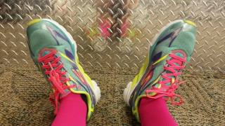 My fav shoes ever - Go Run 4's - great colours too