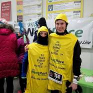 "Toronto New Year's Midnite run official ""bananas"""