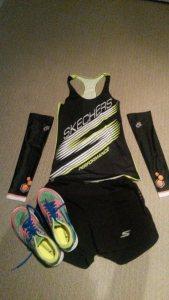 SKECHERS race kit