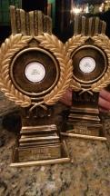 Dublin trophies