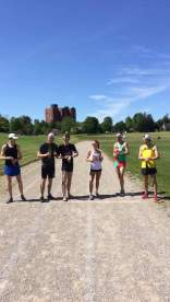 GRE Annual Beer Mile